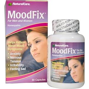 Натурал Кер, MoodFix, For Men and Women, 60 Capsules отзывы