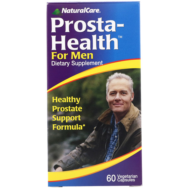 Prosta-Health, For Men, 60 Vegetarian Capsules