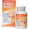 Natural Care, Reflux-Away, 60 Capsules