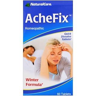 Natural Care, AcheFix, 60 Tablets