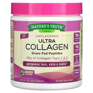 Nature's Truth, Ultra Collagen Powder, Unflavored, 7 oz (198 g)