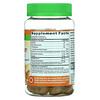 Nature's Truth, Vitamin C Immune Support + Manuka Honey, Zinc, Natural Honey Lemon, 60 Vegetarian Gummies