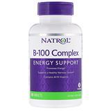 Отзывы о Natrol, Комплекс B-100, 100 таблеток
