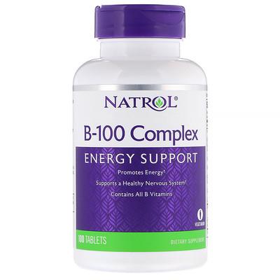 B-100 Complex, 100 таблеток