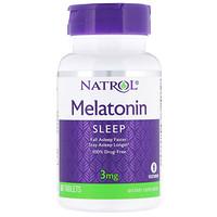 Мелатонин, 3 мг, 60 таблеток - фото