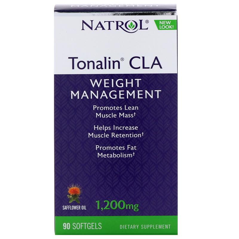 Tonalin CLA, 1,200 mg, 90 Softgels