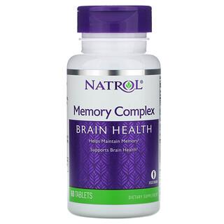 Natrol, 記憶力複合片,60 片