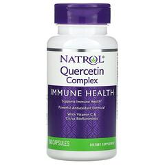 Natrol, 槲皮素複合物,50 粒膠囊