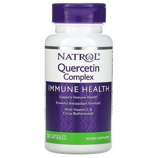 Natrol, Complejo de quercetina, 50cápsulas