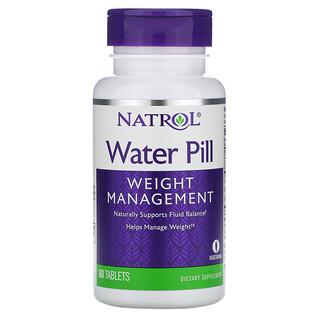 Natrol, Water Pill, 60 Tablets