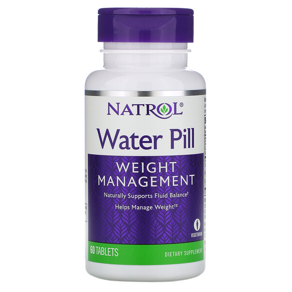 Water Pill, 60 Tablets