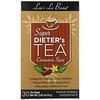 Natrol, Laci Le Beau, Super Dieter's Tea, Canela, 30 Sachês de Chá, 2,63 oz (75 g)