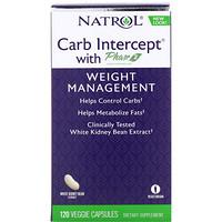 Carb Intercept с Phase 2 Carb Controller, 120растительных капсул - фото