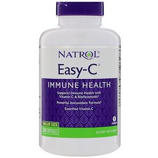 Natrol, Easy-C, 240 cápsulas