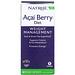 AcaiBerry Diet, суперпродукты асаи и зеленый чай, 60 вегетарианских капсул - изображение