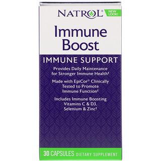 Natrol, Immune Boost, 30 Capsules