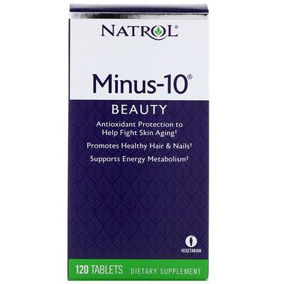 Minus-10, 120таблеток minus 417 косметика