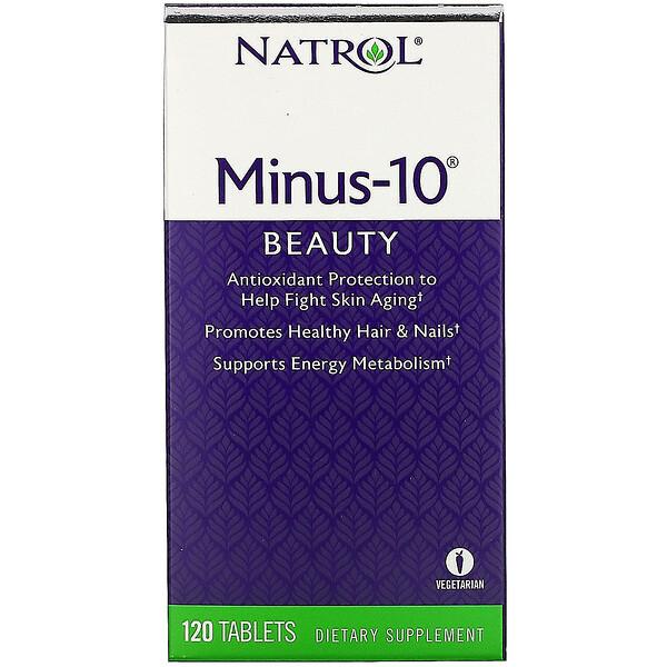 Minus-10, 120 Tabletten