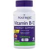 Natrol, Vitamin B-12, Fast Dissolve, Maximum Strength, Strawberry, 5,000 mcg, 100 Tablets