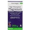 Natrol, Легкоусвояемый магний, со вкусом клюквы и яблока, 250 мг, 60 таблеток