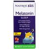 Natrol, Kids, Melatonin, Ages 4 & Up, Strawberry, 40 Tablets