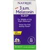 Natrol, 3 A.M. Melatonin, Fast Dissolve, Lavender Vanilla, 24 Tablets