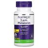 Natrol, 3 A.M. Melatonin, Sleep, Lavender Vanilla, 60 Tablets