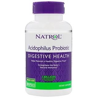 Natrol, Acidophilus Probiotic, 150 Capsules