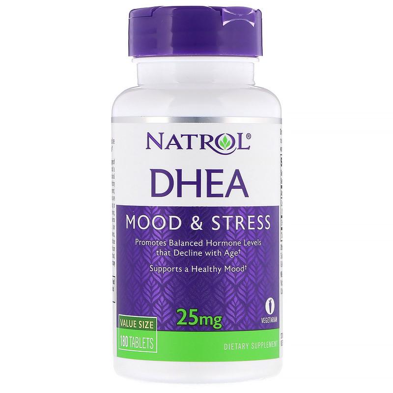 Natrol, DHEA,25 毫克,180 片