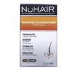 Natrol, NuHair، تجديد الشعر للرجال، 60 قرص