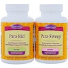 Nature's Secret, Parastroy, Cleanse & Sweep The Intestinal Tract, 2 Bottles, 90 Capsules Each
