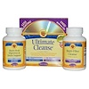 Nature's Secret, Ultimate Cleanse, 2 Part Program, 2 Bottles, 120 Tablets Each