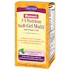 Nature's Secret, Women's 73 Nutrient Soft-Gel Multi, with Omega-3 Oils, 60 Liquid Soft-Gels