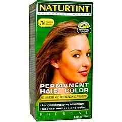 Naturtint, Permanent Hair Color, 7N Hazelnut Blonde, 5.28 fl oz (150 ml)