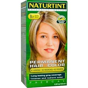 Натуртинт, Permanent Hair Colorant, 9.31 Sandy Blonde, 5.28 fl oz (150 ml) отзывы