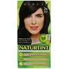 Naturtint, Permanent Hair Color, 2N Brown-Black, 5.6 fl oz (165 ml)