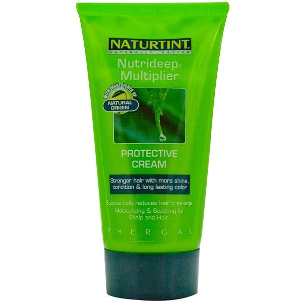 Naturtint, NutriDeep Multiplier, Protective Cream, 5.28 fl oz (150 ml) (Discontinued Item)
