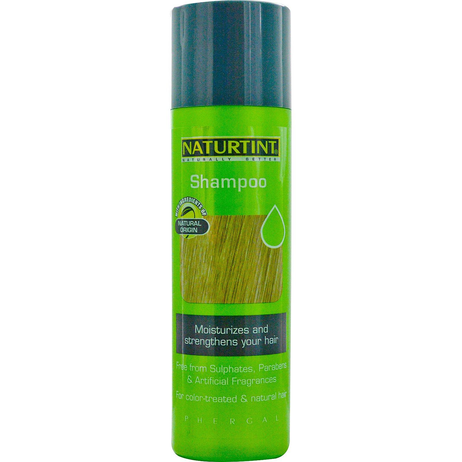 Naturtint, Шампунь, для окрашенных и натуральных волос, 150 мл (5,28 жидких унций)