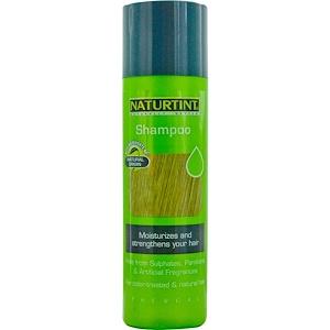 Naturtint, Шампунь, для окрашенных и натуральных волос, 150 мл (5,28 жидких унций) инструкция, применение, состав, противопоказания