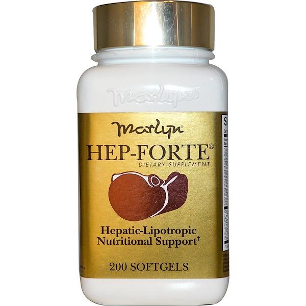 Naturally Vitamins, 馬林海補樂肝臟健康膠囊,200粒