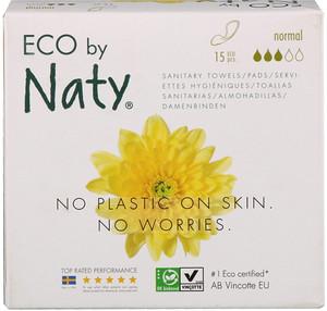 Нати, Thin Pads, Normal, 15 Eco Pieces отзывы покупателей
