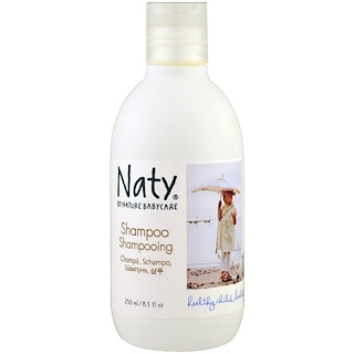 Naty, Shampoo, 8.5 fl oz (250 ml)