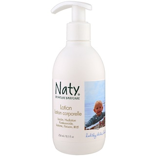 Naty, Lotion, 8.5 fl oz (250 ml)