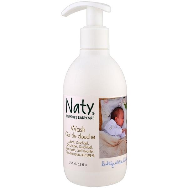 Naty, 沐浴露,8、5 液體盎司(250 毫升)
