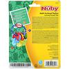 Nuby, Soothing Teether, IcyBite Keys, 3+ Months, Blue, 1 Teether