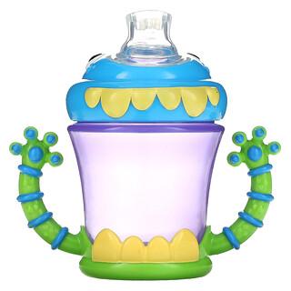 Nuby, iMonster Grip N' Sip Cup, 4+ Months, 7 oz (210 ml)