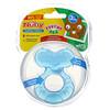 Nuby, TeetheEez, успокаивающий прорезыватель для зубов, для младенцев от 3месяцев, синий