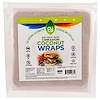 NUCO, Coconut Wraps, Cinnamon, 5 Count , 2.47 oz (70 g)