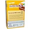 NuGo Nutrition, Carrot Cake, Gluten Free, 12 Bars, 1.59 oz (45 g) Each (Discontinued Item)