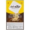 NuGo Nutrition, Nutrition To Go、チョコレートバナナバー、プロテインバー 15 本、1 本当たり 1.76 oz (50 g)